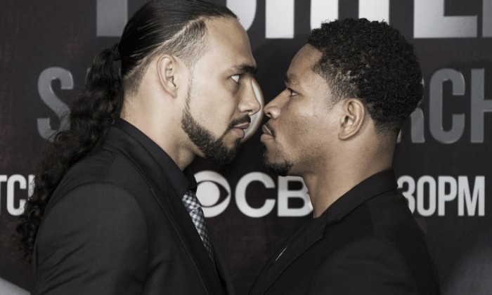 Keith Thurman vs. Shawn Porter preview