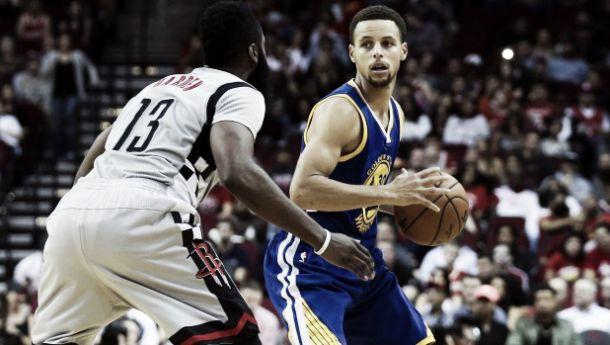 NBA, la calma è la virtù dei Warriors: Rockets ancora al tappeto