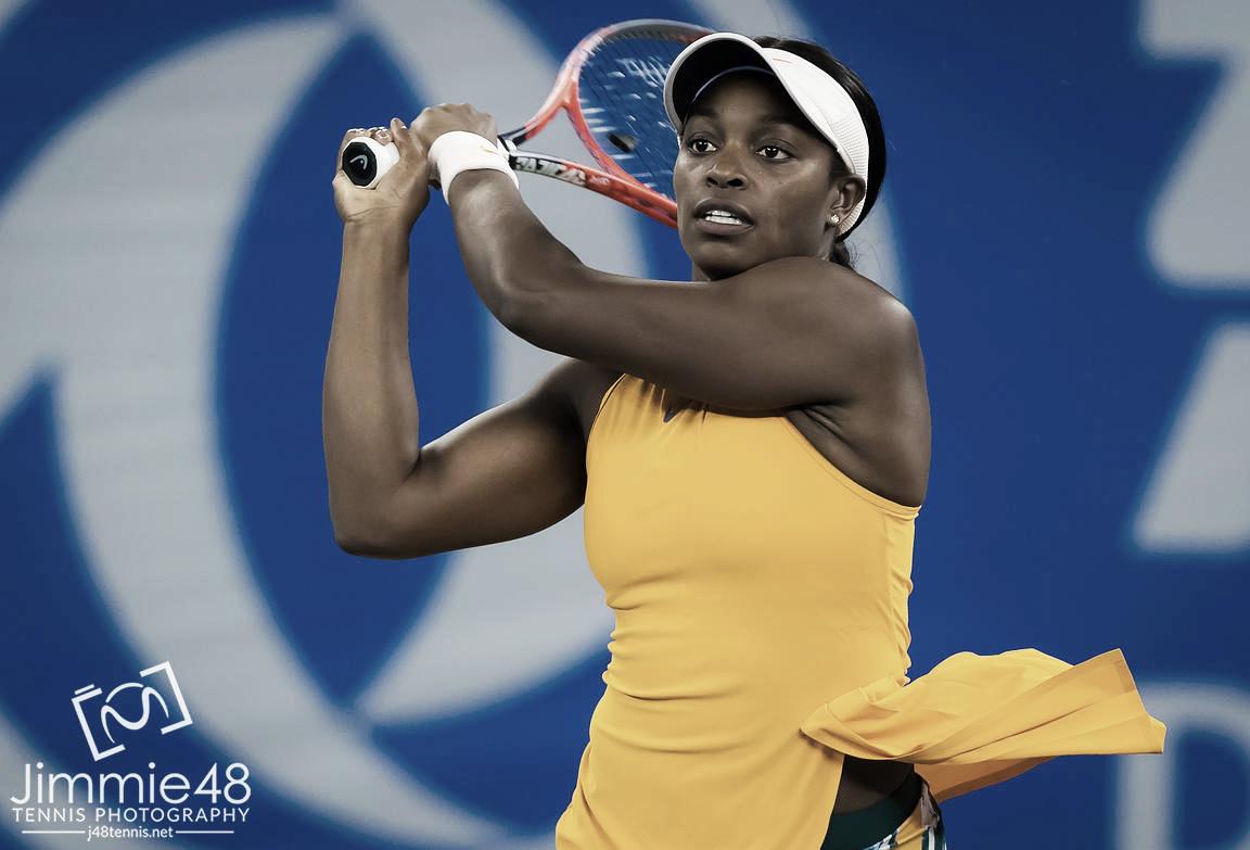 WTA Beijing: Inspired Sloane Stephens edges past Anastasia Pavlyuchenkova