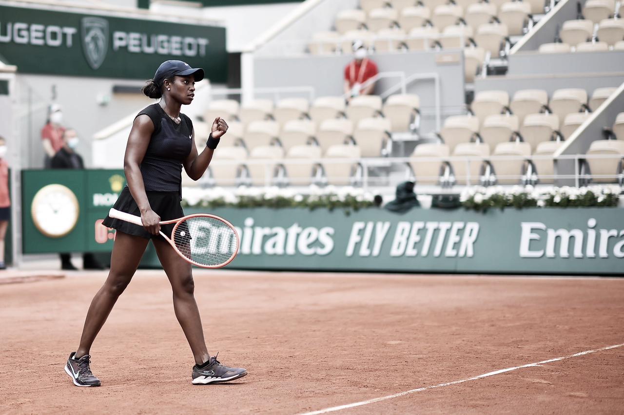 Stephens se impõe e derruba Pliskova em Roland Garros