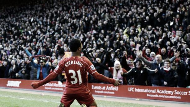 How important is securing Raheem Sterling's future to Liverpool?