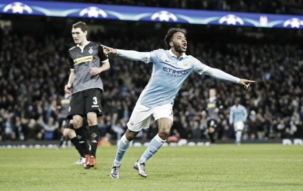 Sterling l'eroe di Manchester. Vittoria di rimonta e primato del City, Borussia battuto
