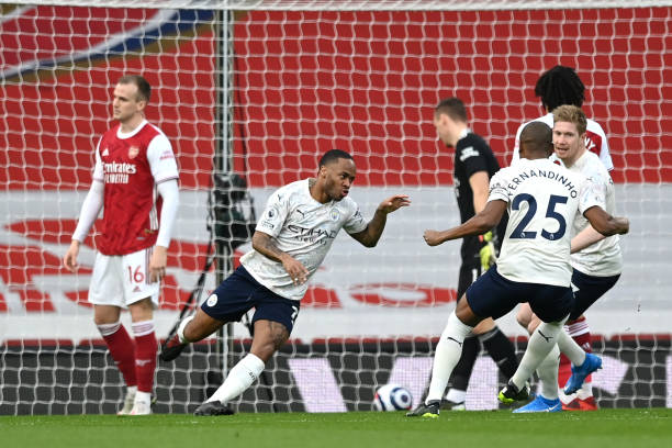 The Warm Down: Gunners fall short to Sterling bullet header