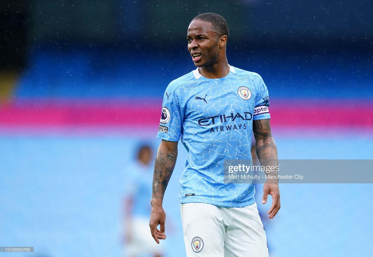 Barcelona signal interest for Manchester City star Raheem Sterling
