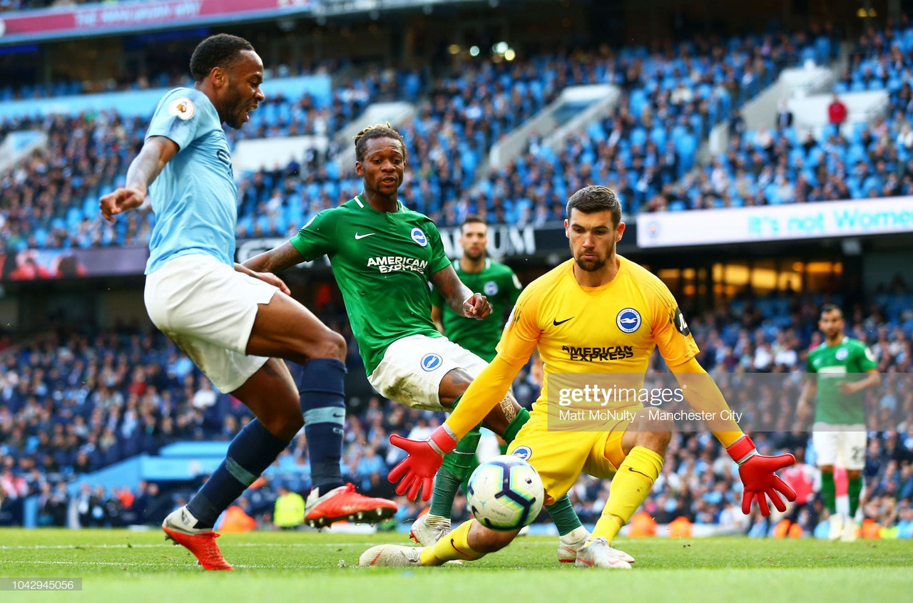 Manchester City 4-0 Bright & Hove Albion as it happened: Guardiola's men dispatch of Seagulls in routine win
