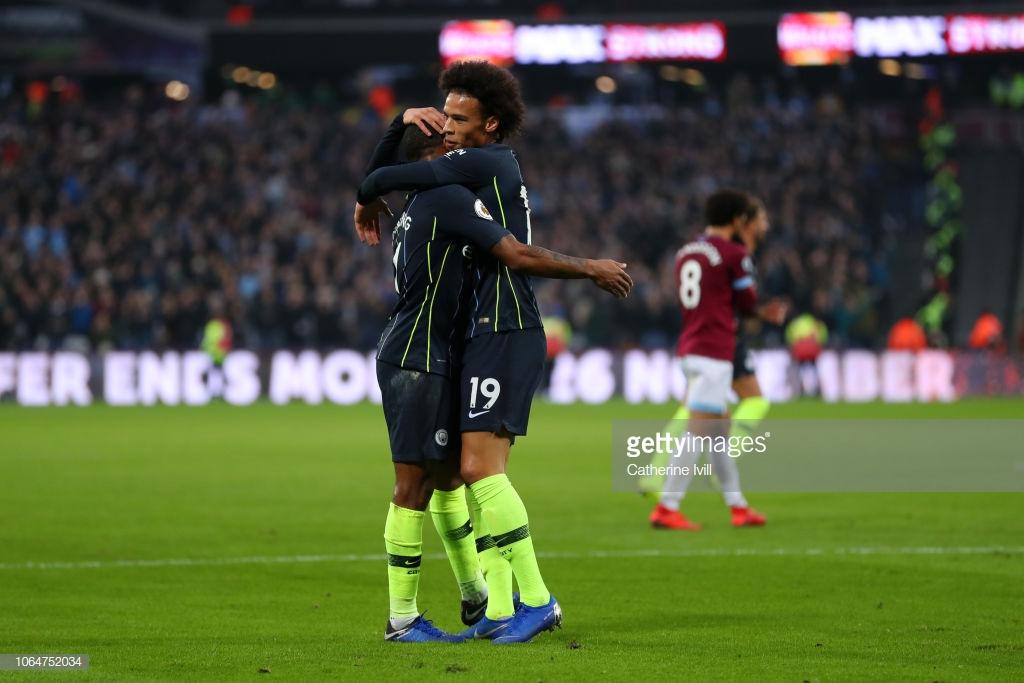 Manchester City vs Bournemouth Live Stream Score Updates in Premier League (3-1)