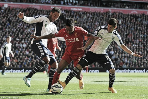 West Brom vs Liverpool: Baggies look to end Reds Champions League hopes