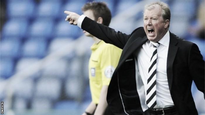 Steve McClaren: ''Vamos a por la victoria. Queremos los tres puntos''