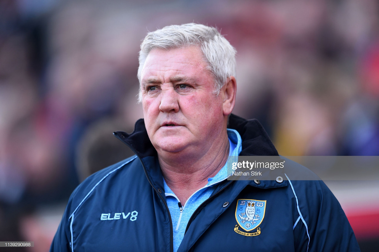 Steve Bruce departs, but who next for Sheffield Wednesday?