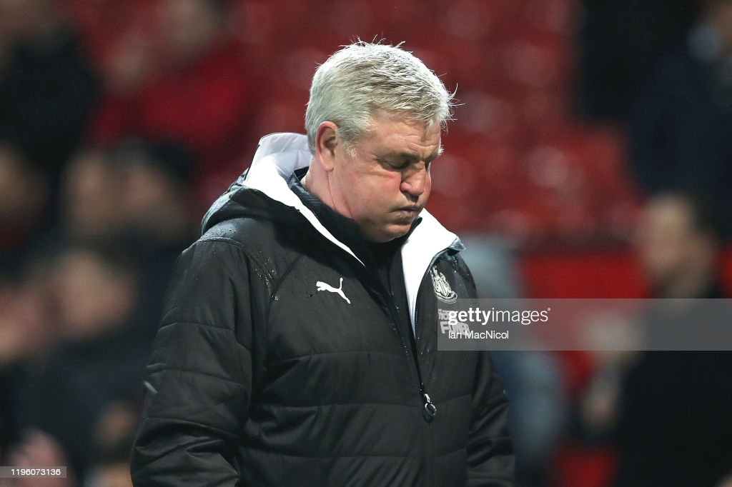 The stats which highlight Steve Bruce's woeful managerial record against Manchester United