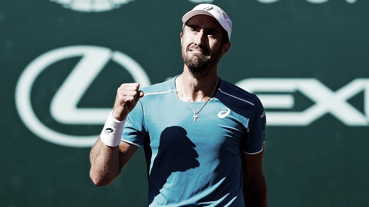 Johnson frena a Sandgren y defiende título en Houston