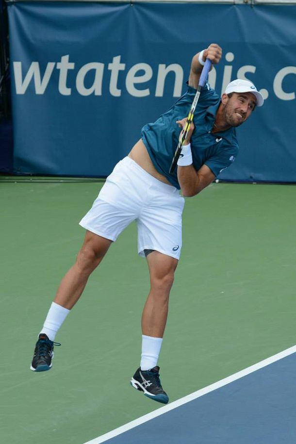Atp citi open second round preview bernard tomic vs steve johnson