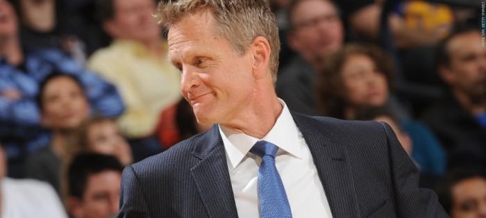 Steve Kerr, Entrenador del Año