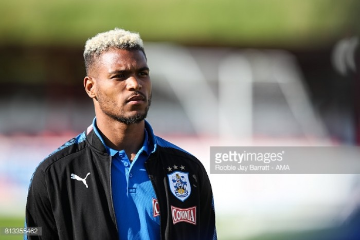 "Steve Mounié ""loving"" Huddersfield life ahead of debut Premier League season"