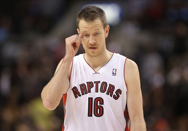 Toronto Raptors Trade Steve Novak To The Utah Jazz