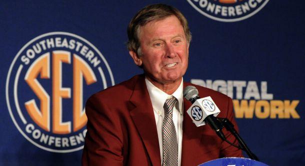 Stunner: South Carolina Gamecocks Head Coach Steve Spurrier Calls It A Career