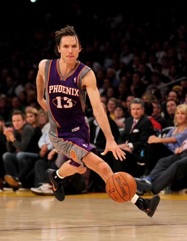 Lakers y Suns llegan a un acuerdo por Steve Nash