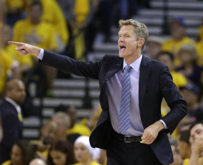 """NBA, parla Steve Kerr: """"Ci saranno delle difficoltà, specialmente in difesa"""""""