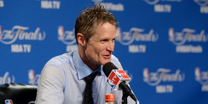 NBA - E' Kerr il Coach dell'anno, alle sue spalle Stotts e Popovich