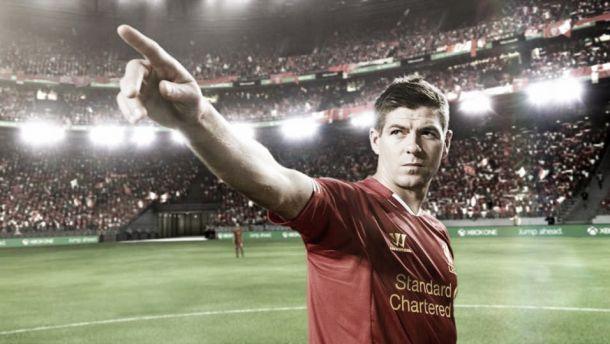 Steven Gerrard abandona Liverpool na final da época