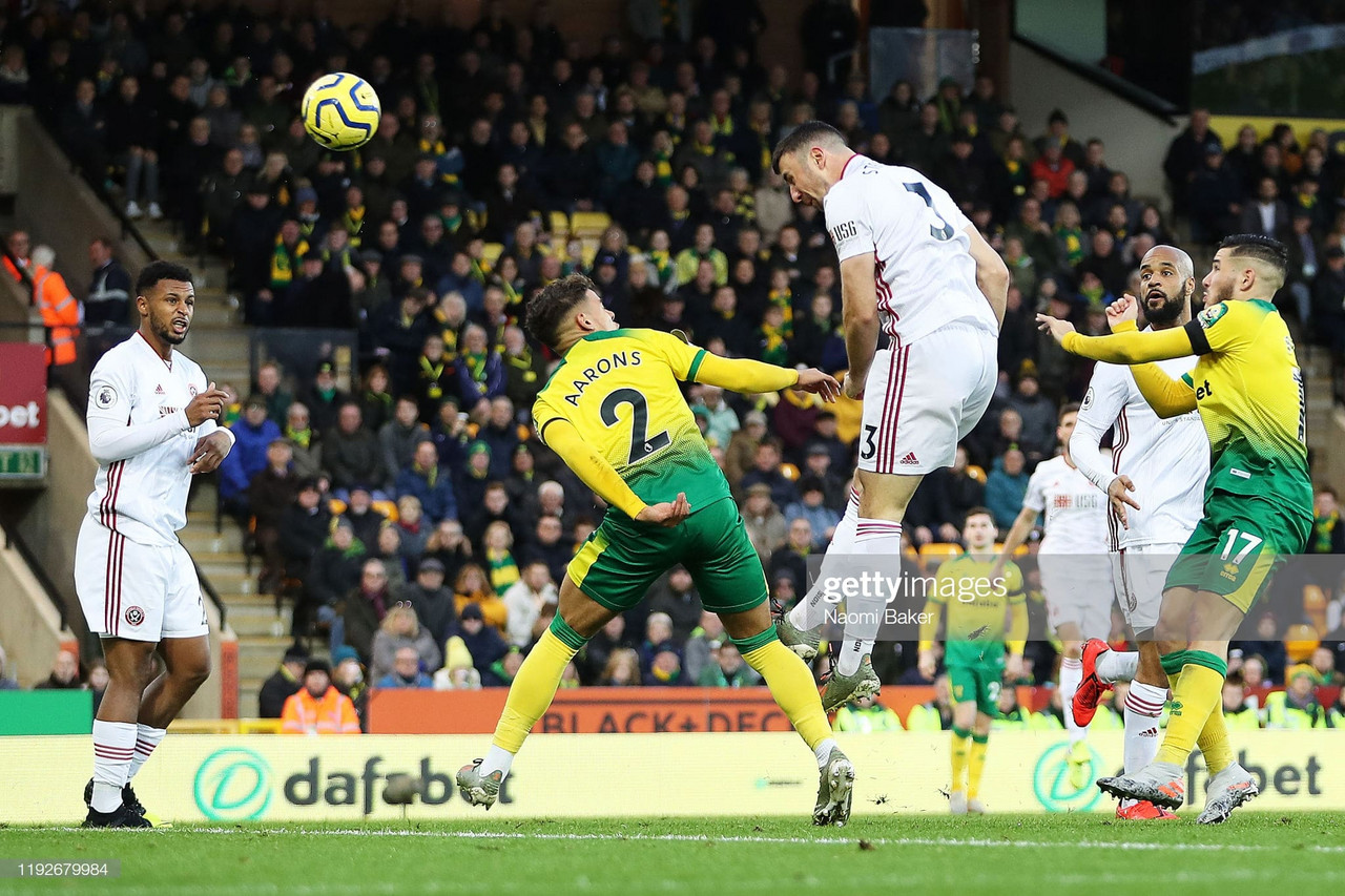 Norwich City 1- 2 Sheffield United: Baldock salvo stuns struggling hosts