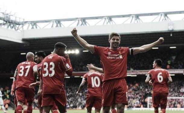 Brendan Rodgers lauds Steven Gerrard's match-winning abilities after QPR winner