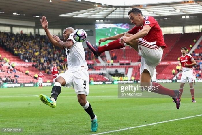 Playing for Middlesbrough 'does feel different' for Boro-born Downing