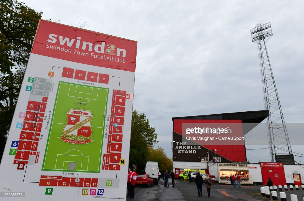 Swindon Town 2-0 Scunthorpe United: Doyle double extends the Robins' lead at the top to three points