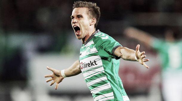 Zoltan Stieber é o novo reforço do Hamburgo para a próxima temporada