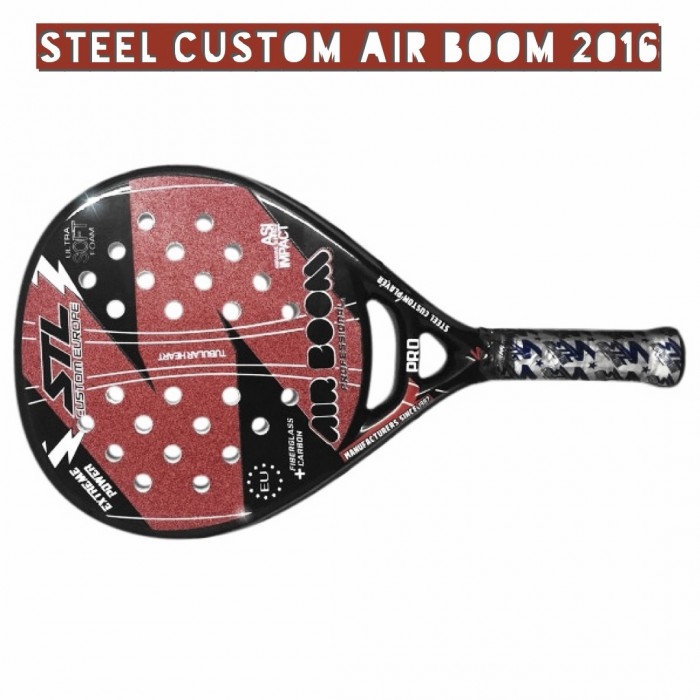 Hoy analizamos la Steel Custom Air Boom 2016