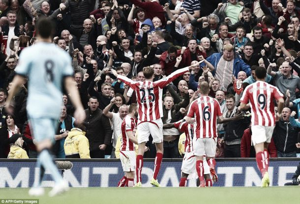 Stoke City - Manchester City: Blues look to bounce back at Britannia