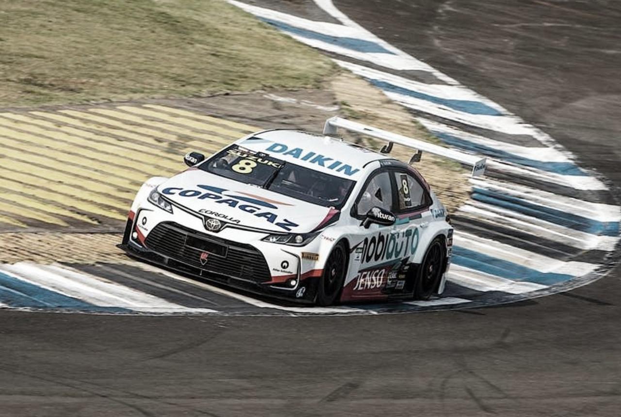 Stock Car: Primera para Rafael Suzuki