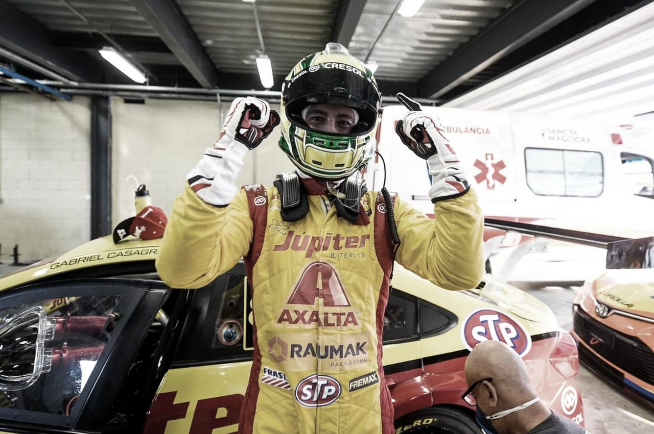 Stock Car: Casagrande ganó en Interlagos