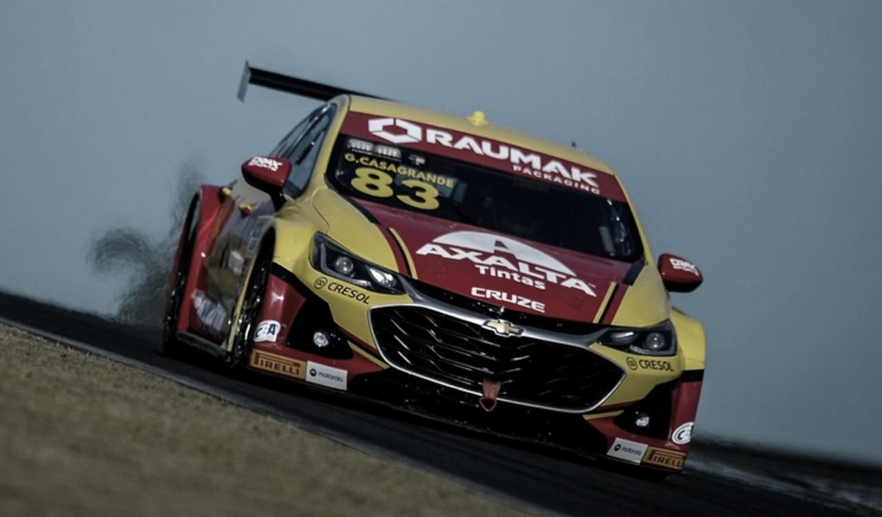 Stock Car: Casagrande sufrió pero ganó en Velocittá