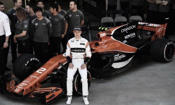 """Vandoorne: """"Mi punto de referencia es Fernando Alonso"""""""