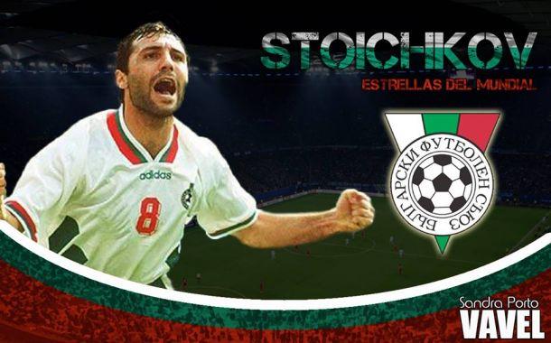 Estrellas de los Mundiales: Hristo Stoichkov