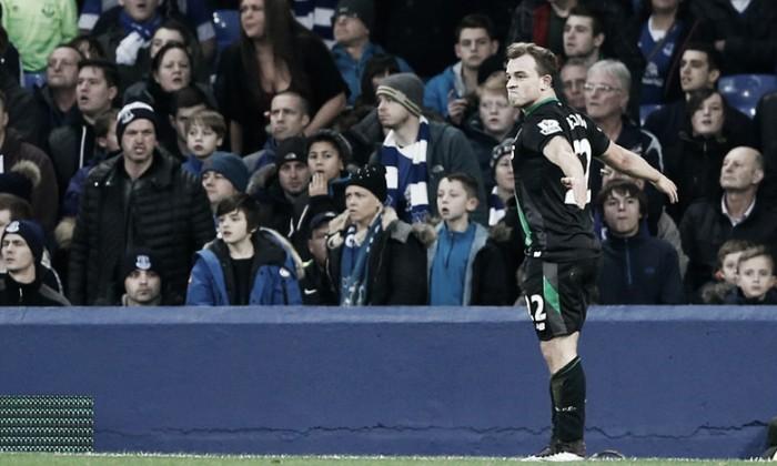 Partita infinita a Goodison Park: Everton Stoke City 3-4!