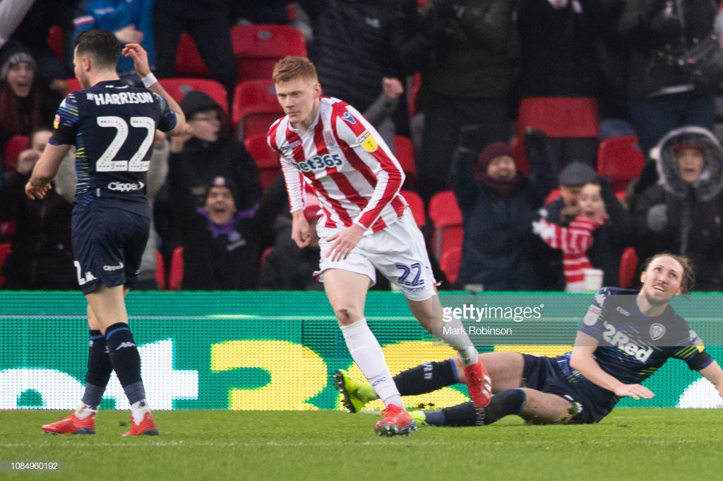 Stoke 2-1 Leeds: Potters stun table-topping Whites