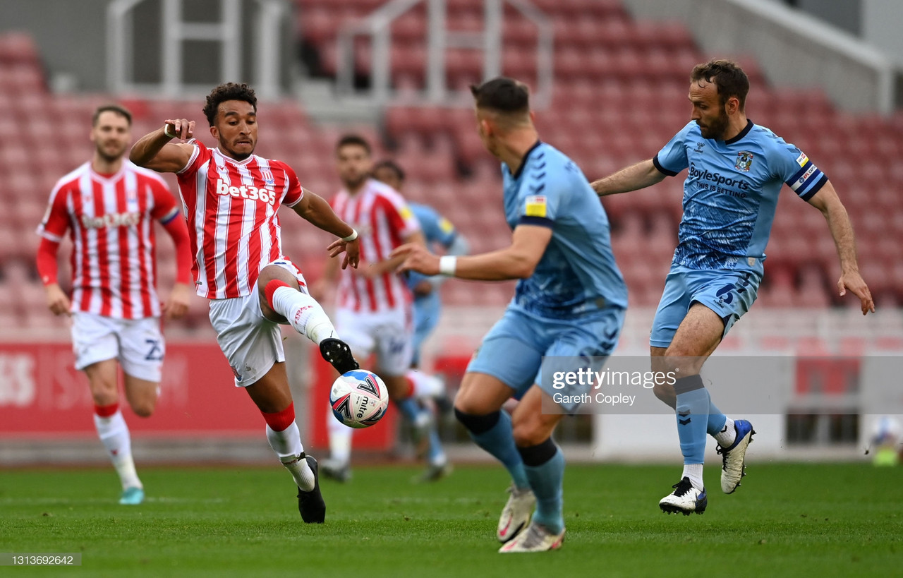 Stoke City 2-3 Coventry City: Two substitute strikes move Sky Blues in touching distance of safety