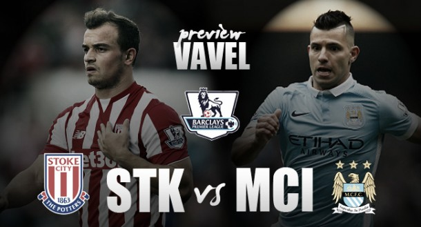 Stoke City - Manchester City Preview: Citizens looking to hold on to top spot