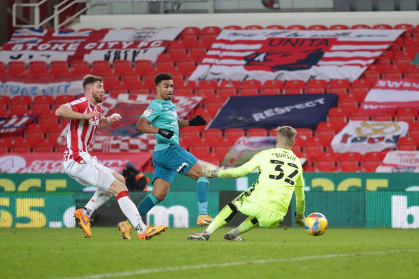 Stoke City 0-1 Bournemouth: Stanislas goal gives Cherries victory over Stoke