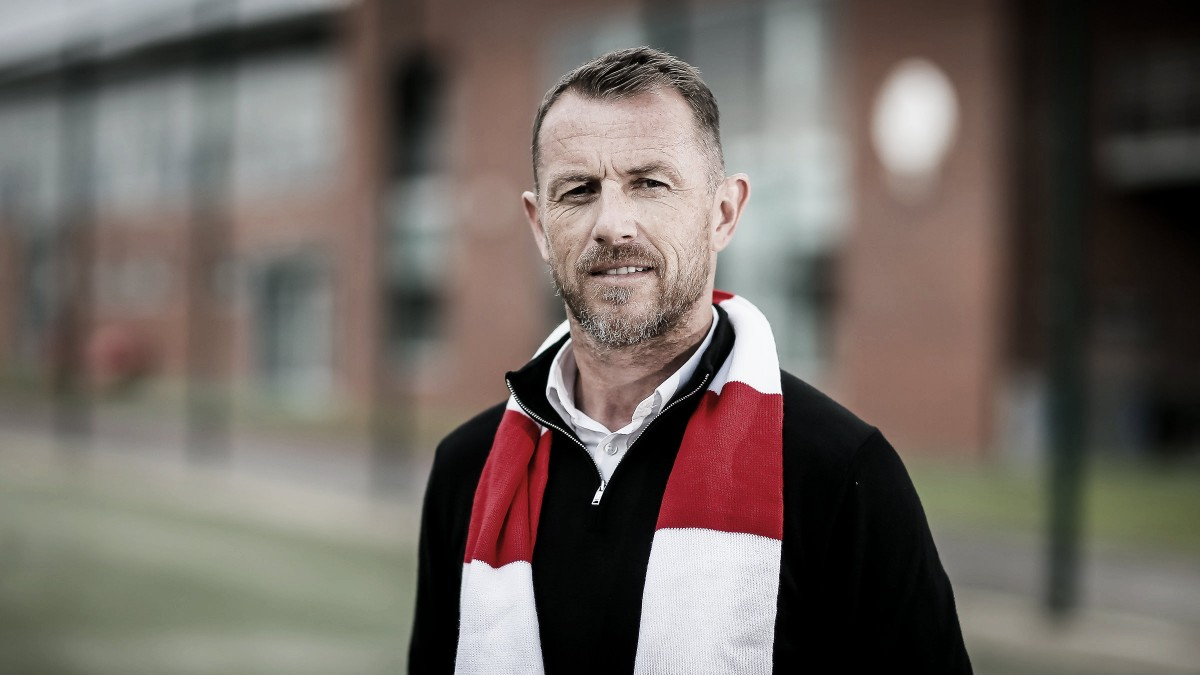 Gary Rowett es el nuevo director técnico de Stoke City