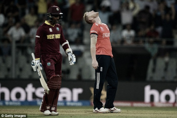 World T20: England blown away by Gayle in their opener
