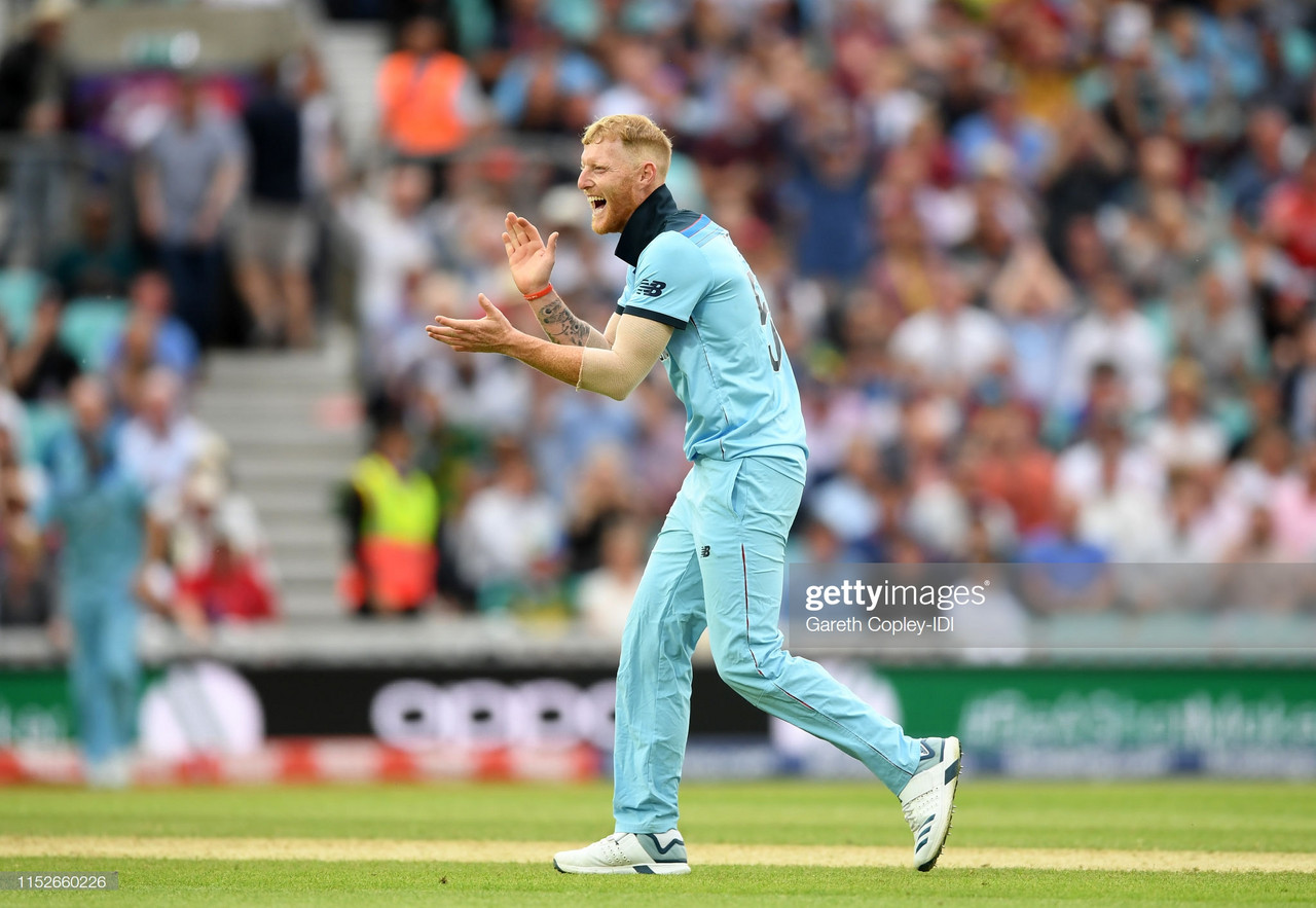 2019 Cricket World Cup: Ben Stokes leads England to opening day victory