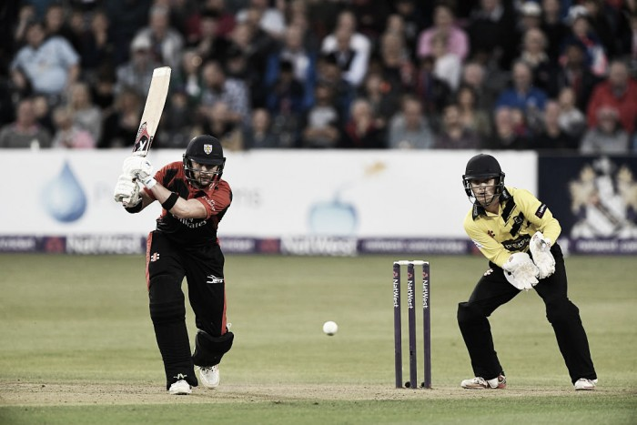 Durham head to Finals Day after toppling Gloucestershire in T20 Blast quarter-final despite Taylor heroics