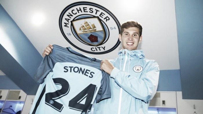 Ex-Everton, John Stones acerta com Man City e vira segundo zagueiro mais caro do mundo