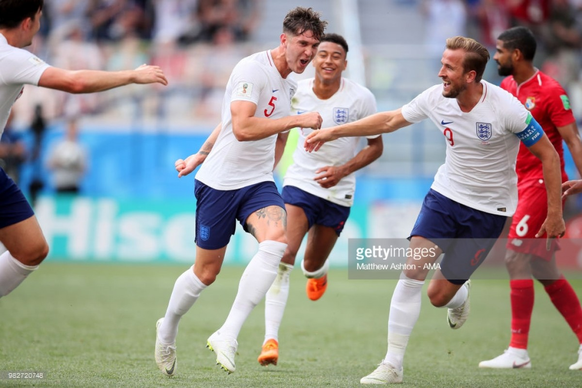 England 6-1 Panama: Three for Kane and two for Stones as Three Lions roar into last 16
