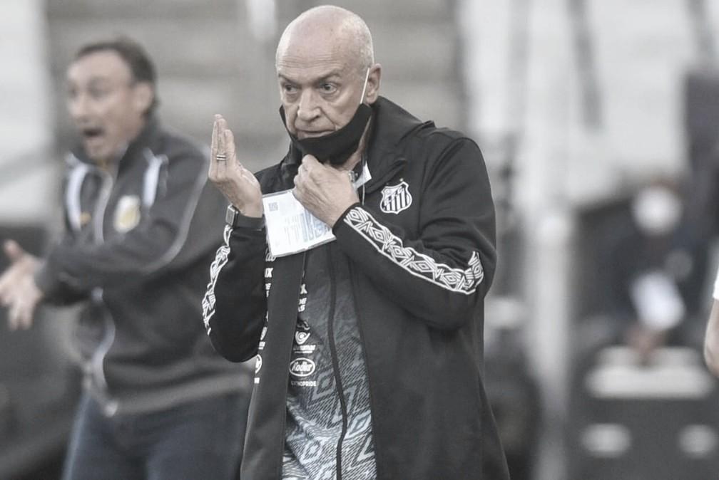 Jesualdo elogia Santos e Novorizontino, mas detona arbitragem