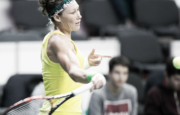 Fed Cup World Group Playoff Preview: United States - Australia