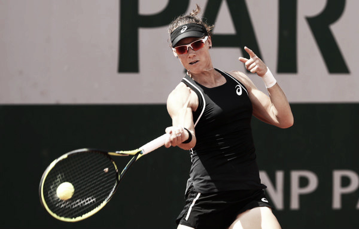 French Open: Samantha Stosur stuns Anastasia Pavlyuchenkova in straight sets